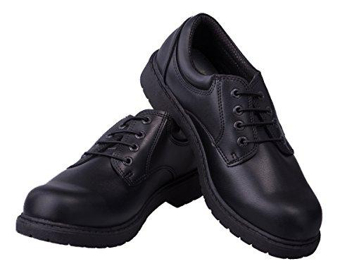 Premium Black No-Tie Silicone Dress Shoe Laces - One Size Fits All - 20 Piece Bundle Pack (Lopez Shoes compare prices)