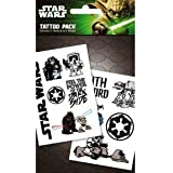 Star Wars Temporary Tattoos (Empire Pack)