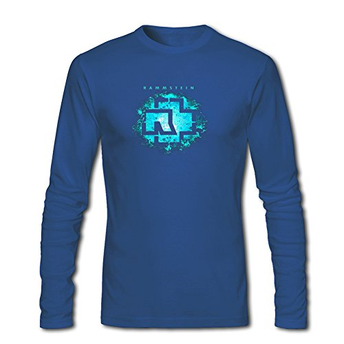 Classic Rammstein Logo For Mens Long Sleeves Outlet