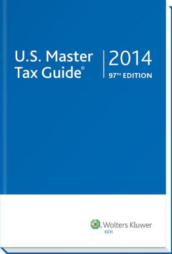 U.S. Master Tax Guide: 2014
