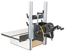 vertical router table
