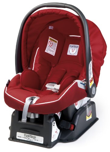 Peg-Perego 2011 Primo Viaggio Infant Car Seat, Geranium