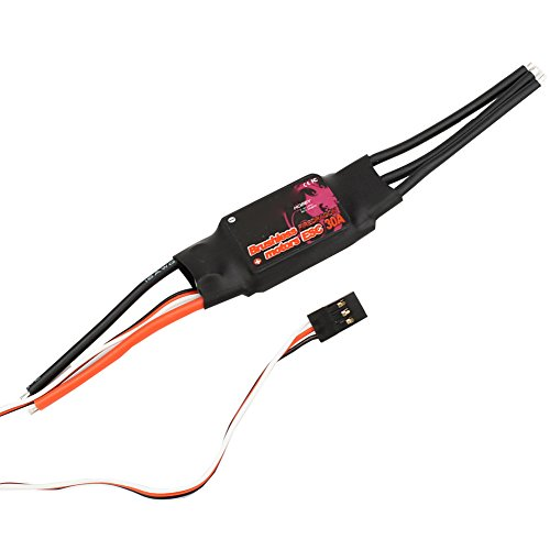 Neewer® Fire Dragon 2-3S 30A Brushless ESC RC Speed Controller with 2A/5V BEC