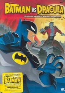 The Batman vs Dracula at Gotham City Store