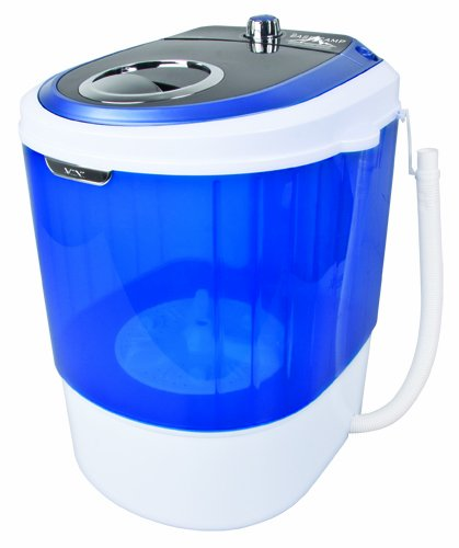 Basecamp by Mr. Heater Single Tub Washing Machine (White/Blue) at Sears.com