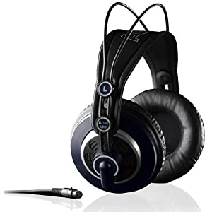 AKG K240 Headphones for film editors
