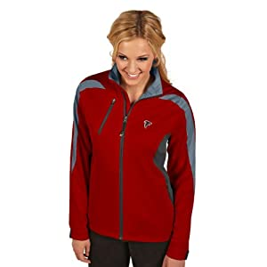 NFL Atlanta Falcons Ladies Discover Jacket by Antigua