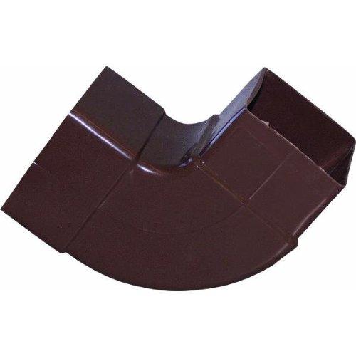 GENOVA PRODUCTS Brown 90 deg. Downspout Elbow