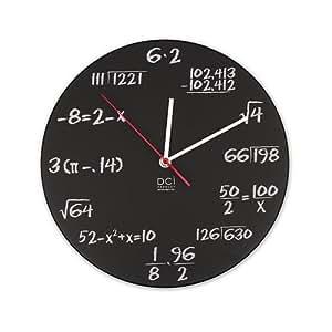 DCI Pop Quiz Clock (7AC3F)