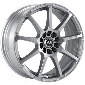 Enkei EDR9 Silver (17x7 +38 5x100/114.3) -- Set 