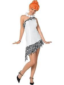 Rubies Costume Co R16880-S Wilma Flintstone Adult Size Small