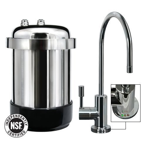 WaterChef U9000 Premium Under-Sink water filter review