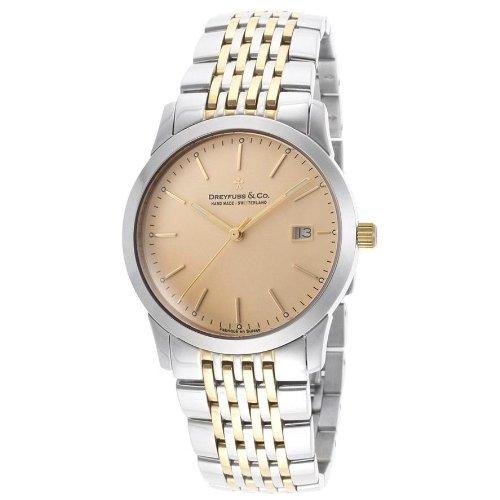 Dreyfuss & Co. DGB00005/03 Men's Swiss Watch
