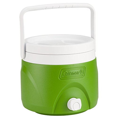 Coleman Party Stacker Jug, 2 gal, Green (Cooler 2 Gallon compare prices)