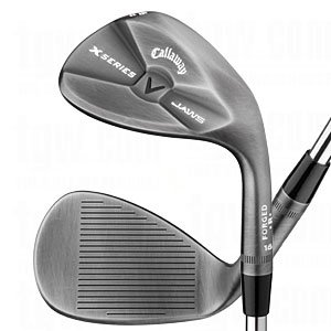 Callaway Golf X Series Jaws CC Wedge (Men's, Left-Handed, 56-13 Steel)