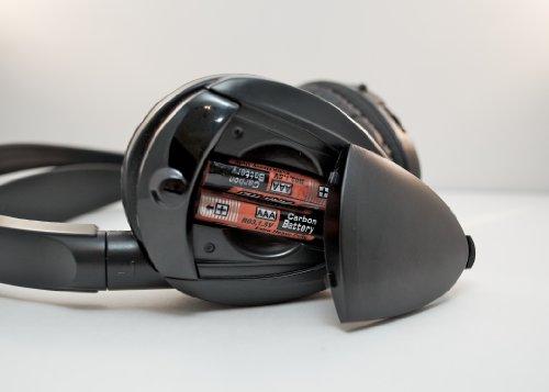Dodge Grand Caravan Wireless DVD Headphones (Black, 1 Headset)