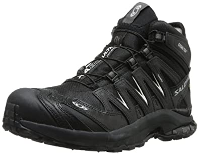 Salomon Mens XA Pro 3D Mid LTR GTX Hiking Shoe by Salomon