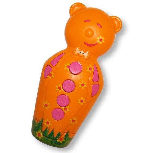 Imagen principal de Bidou Fleurette 2 GB - MP3 Oso para niños de 0-5 años