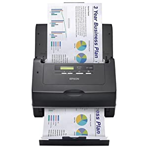 Epson B11B203201 WorkForce Pro GT-S85 Document Scanner