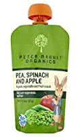 Peter Rabbit Organics Pouches (Pack of 10) from Peter Rabbit Organics