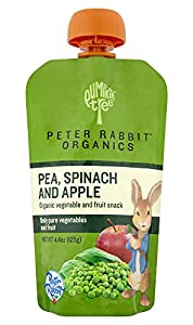Peter Rabbit Organics Pouches (Pack of 10) from [Maker]