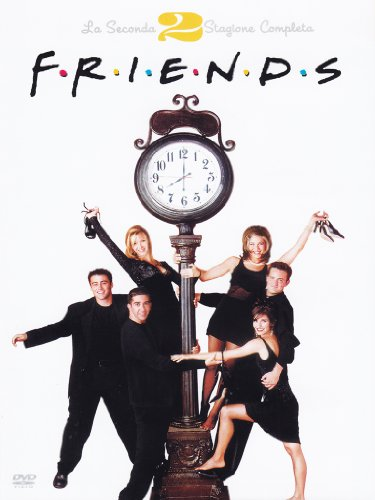 Friends Stagione 02 Episodi 025-048 [5 DVDs] [IT Import]