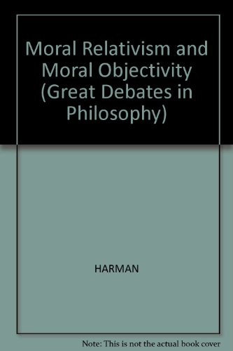 """moral objectivity Whether truth, morality, and beauty have an objective basis has been a perennial   propositions of morality or in which those of aesthetics can be """"objectively."""