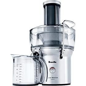 this juicer has a special place in my heart i love my breville fountain juicer and pretty much use it daily because itu0027s lightening fast and super easy - Breville Juicer