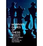 img - for Morphy's Games of Chess book / textbook / text book