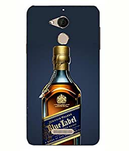 Case Cover Wine Printed Multicolor Back Cover For Coolpad Note 5
