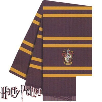 Gryffindor House Scarf Costume Accessory
