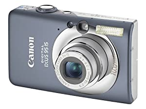 "Canon Digital IXUS 95 IS Digital Camera - Grey (10 MP, 3.0x Optical Zoom) 2.5"" LCD"