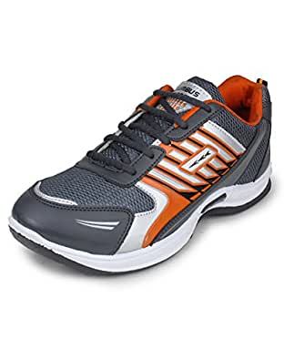 Columbus-Tab-2006 Men's Sports Shoes (6 UK, GreyOrange)