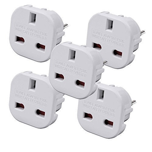 sockit-uk-to-eu-travel-adaptor-pack-of-5-importado-de-uk