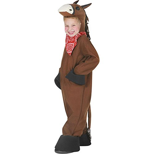 Child's Toddler Horse Costume (Size: 1-2T)