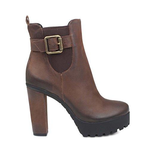 SCHUTZ 43040002 - Stivaletto per donna, brown, taglia 38