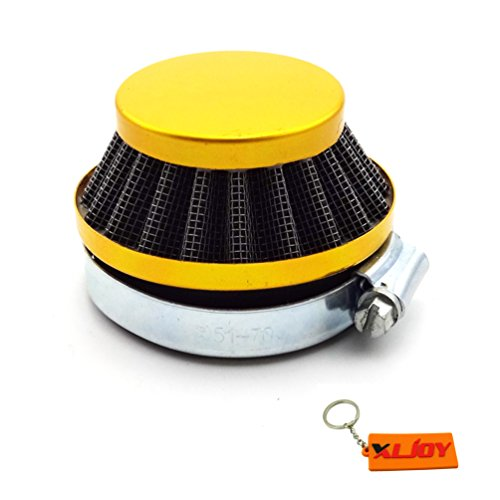 XLJOY Moped 60mm Air Filter for Dellorto SHA Carb Carburetor Tomos A35 Minarelli Puch (Puch Moped Parts compare prices)