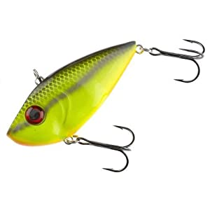 Academy sports strike king red eye shad 1 2 for Academy sports fishing