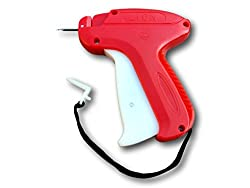 Lion Standard Tagging Gun for Garment / Price Label Tags with 5000 Barbs (Fasteners) and 1 Spare Needle