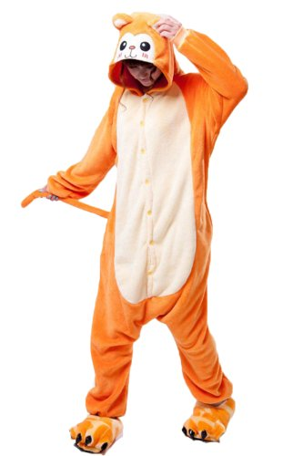 Monkey King Kigurumi Costume