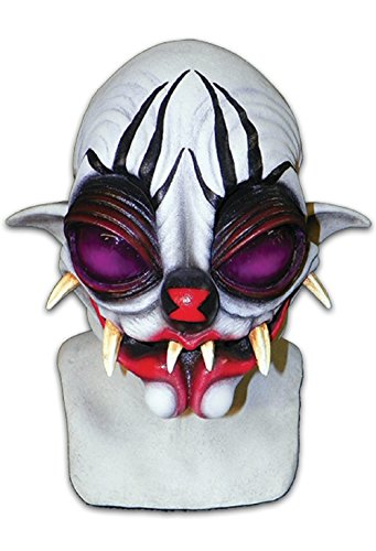 [Spider Clown Mask] (Traveling Circus Costume)