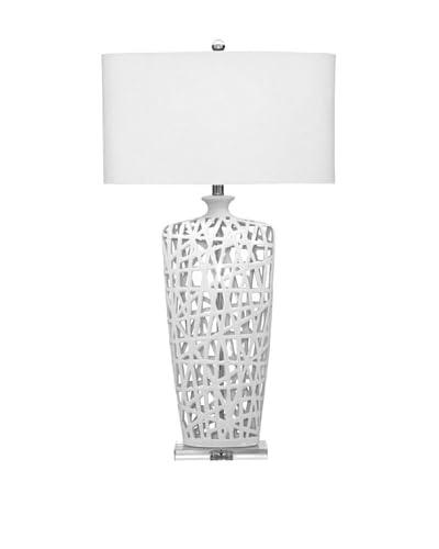 Bassett Mirror Co. Erowin Table Lamp, Ceramic