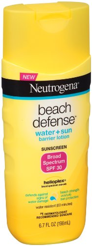 Neutrogena Beach Defense Spf#30 Lotion 6.7oz недорого
