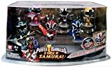 Power Rangers Super Samurai PVC Figures Set Samurai Smash Rangers