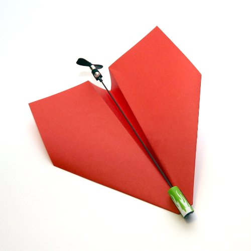 Powerup Electric Paper Airplane Conversion Kit