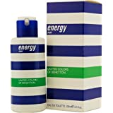 Benetton Energy By Benetton Edt Spray 97.59 ml