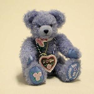 Bavarian Bear With Heart by hermann