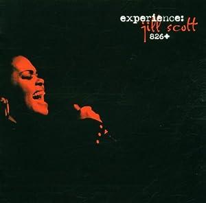 Experience: Jill Scott 826/+