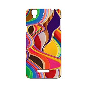 BLUEDIO Designer Printed Back case cover for Micromax Yu Yureka - G6732