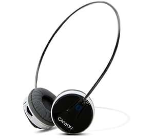canyon stereo bluetooth headphones black electronics. Black Bedroom Furniture Sets. Home Design Ideas